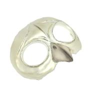 顔に装着できるマスク(石膏フルカラー)