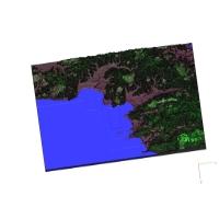 鎌倉周辺の地形:kamakura_5m_sk5_080909_th100.wrl