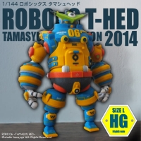 【size L HG】ROBO06 T-HED Ver.