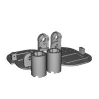 オープン・ミニロボット OMiR-Foot-Parts-V1.0.STL