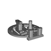 オープン・ミニロボット OMiR-Body-Parts-01-V1.0.STL
