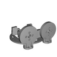 オープン・ミニロボット OMiR-Body-Parts-02-V1.0.STL