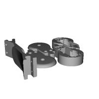 オープン・ミニロボット OMiR-Arm-Parts-V1.0.STL
