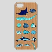 【海洋生物】スマホケース *iPhone5/5s