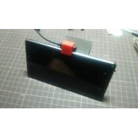 xperia z3 マグネット充電ケーブルクリップ ショート&ロング