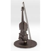 ヴァイオリンの置き物