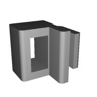 xperia z3 マグネット充電ケーブルクリップ ver.2