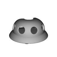 UFO型お香台座