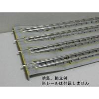 Nゲージ鉄道模型用 ストラクチャ(検修ピット線)