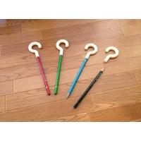 鉛筆フックキャップ(4個入り)