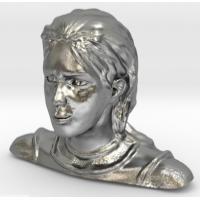 ジャンヌダルク胸像