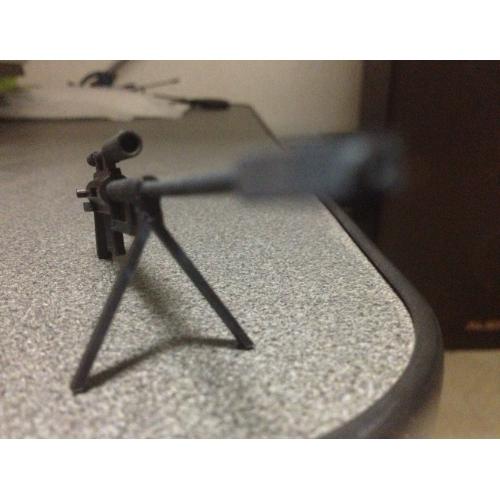 スナイパーライフル(ボルトアクション方式)2丁セット