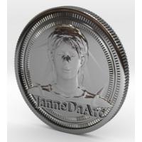 ジャンヌダルクコイン