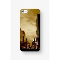 iPhone5/5s用「銀座の夕暮れ」