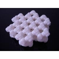 氷の結晶構造(無彩色)