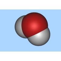 水の分子模型