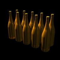 1/12スケールの一升瓶10本セット