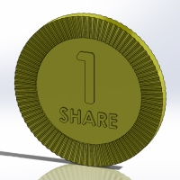コイン(1ポイント)