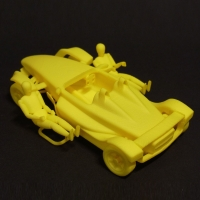 1:43 formula-ppoino High Downforce (md021)