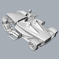 1:43 formula-ppoino Standard (md021)