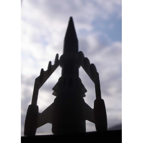 エンピツロケット変身セット 3機分