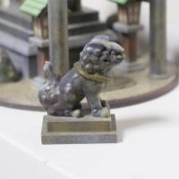 狛犬-吽-(1/30スケール)