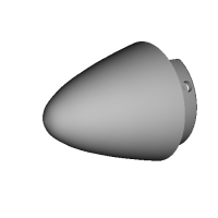 MagicFlute LED半透明カバー