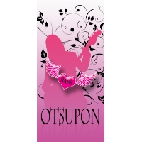 Smartphone Cover (Pink)