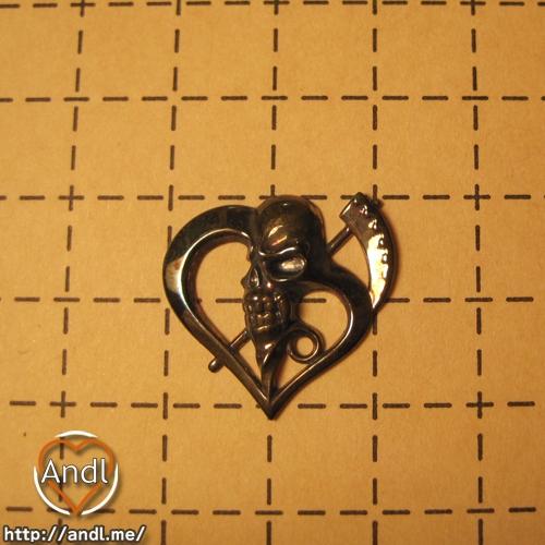 Grim Reaper heart