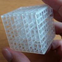 3Dプリンター迷路_No.01