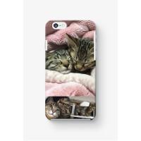 iPhone6用 猫ケース
