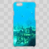 iPhone6ケース 海中ケース