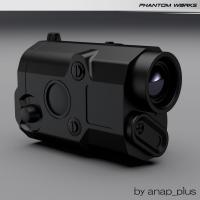 SONY HDR-AS15/30/100/200V用PEQ-15風マウントケース 20mmレール
