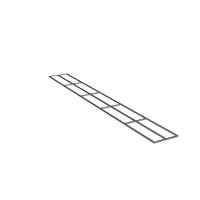 【建築模型】【鉄道模型】手すり(1/48スケール)