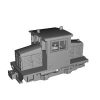 Nナロー6.5mm 頸城鉄道DB81タイプ〔動力なし〕#3241