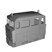 HOナロー 中国塩田風箱型DL #3291