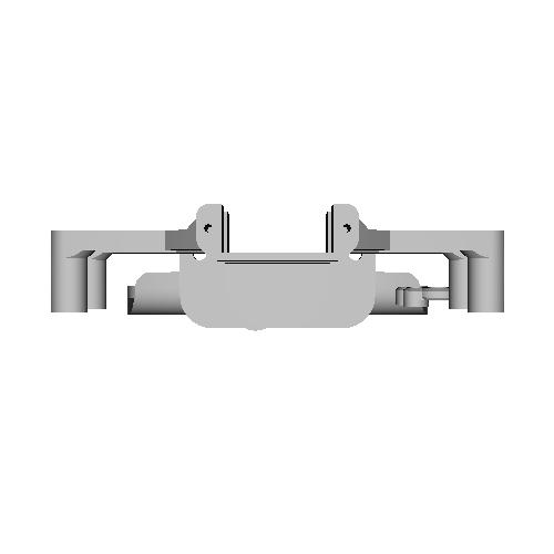 スマホコントロール 四輪駆動四輪操舵 ミニ四駆 改造パーツセット