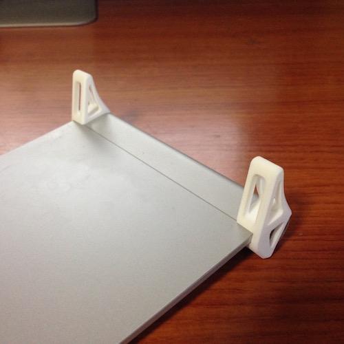 キーボード&トラックパッドスタンド for iMac