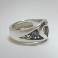 Heart Ring(14号 内径17.4mm)