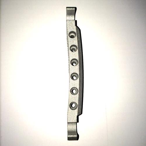 レスポールタイプギター用テールピース(アルミ約30g)