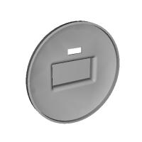 SDジオラマ用 ガンプラ 地球のベース LED、電池BOXマウント可