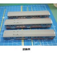 Nゲージ鉄道模型屋根パーツ(東急7915編成風)3両分