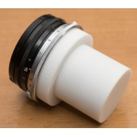 NIKKOR-O 2.1cm F4 用リアキャップ