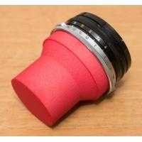 NIKKOR-O 2.1cm F4 用リアキャップ(ファインダシューなし)