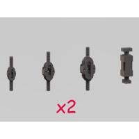 汎用ラチェット式関節ユニット カスタムセット01(x2)