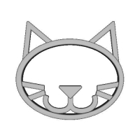 CatFaceCharm