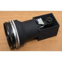 NIKKOR-O 2.1cm F4 用リアキャップ(ファインダシュー,カバー付き)