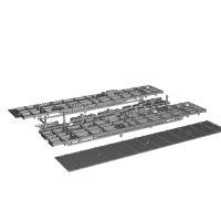 鉄道模型 HOゲージ チキ6000形式 2両セット