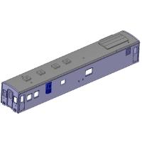 【鉄道模型】高速検測車 コンバージョンキット【Nゲージ】