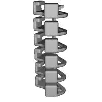 三角リング用カバー S(ベルト幅10mm)6個セット